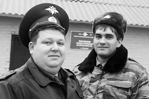 Участковые Колпнянского района.