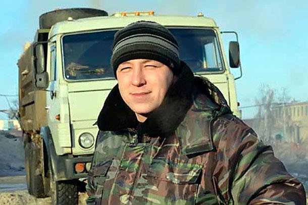 Сергей Свечников.