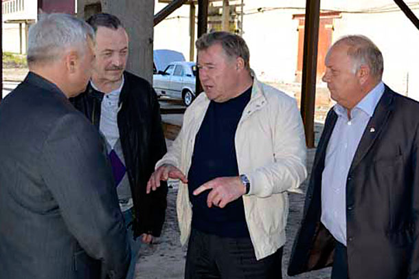 Губернатор Орловской области посетил сахарный комбинат «Колпнянский».