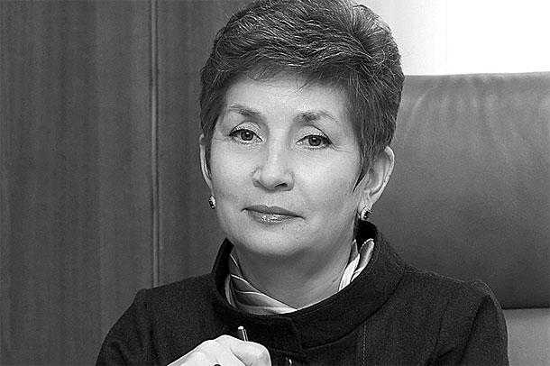 Вот уже девять месяцев администрацию Колпнянского района возглавляет Лариса Мясникова.