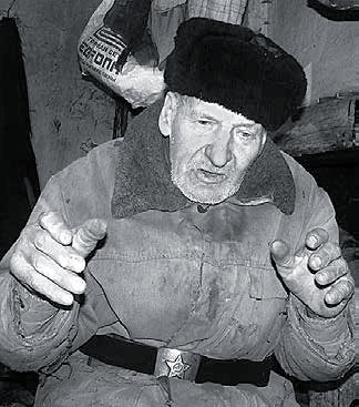 Что же произошло на самом деле, нам рассказал один из старожилов села Алексей Иванович Прокопов.