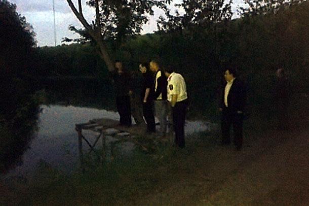 Вечером 14 мая 2014 года у села Ушакова Колпнянского района произошла трагедия на воде.