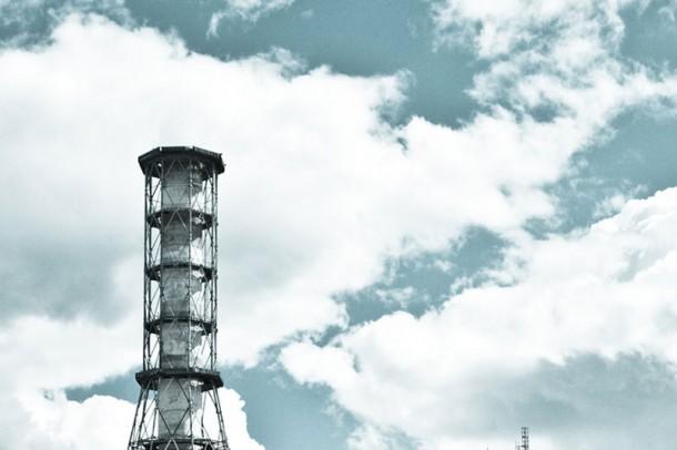 Чернобыль. Фото Marco Fieber.